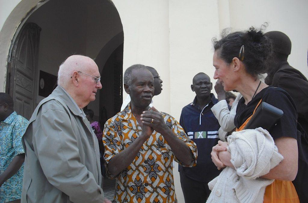 """École de musique """"Jean Ploquin"""" à Rufisque, Sénégal"""