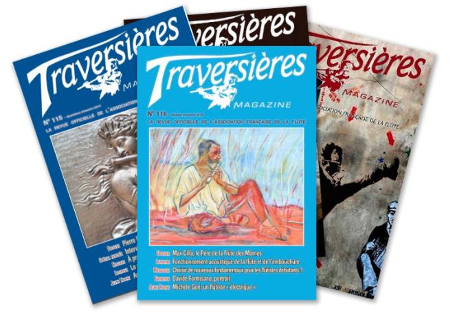 Traversières Magazine N°133 – Parution