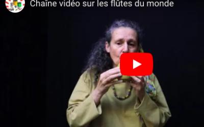 Chaîne : Flûtes du monde aux Éditions Lugdivine